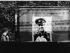 Portrait de Iouri Gagarine (1934-1968), cosmonaute soviétique, à l'entrée d'un tunnel. Berlin-Est, quartier de Wedding, septembre 1961.  © Ullstein Bild/Roger-Viollet