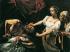 """Le Caravage (1573-1610). """"Judith et Holopherne"""". Huile sur toile, 1598. Rome (Italie), galerie nationale d'art antique. © Iberfoto / Roger-Viollet"""