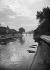 La Seine, square du Vert Galant et le pont des Arts. Paris (Ier et VIème arr.), 1948. Photographie de René Giton dit René-Jacques (1908-2003). Bibliothèque historique de la Ville de Paris. © René-Jacques/BHVP/Roger-Viollet