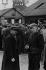 Dockers. Liverpool (Angleterre), 1955. Photographie de Jean Marquis (1926-2019). © Jean Marquis / Roger-Viollet