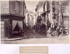 Rue de Lourcine (from the rue des Bourguignons), circa 1865. Paris (XIIIth arrondissement). Photograph by Charles Marville (1813-1879). Paris, musée Carnavalet. © Charles Marville/Musée Carnavalet/Roger-Viollet