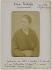 Elisa Rétiffe, French communard. 1871. Photograph by Eugène Appert (1831-1890). Paris, Bibliothèque Marguerite Durand. © Ernest Charles Appert/Bibliothèque Marguerite Durand/Roger-Viollet