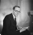 Olivier Messiaen (1908-1992), French composer, organist and music teacher. Paris, May 1937. © Boris Lipnitzki / Roger-Viollet
