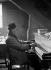 André Gide (1869-1951), écrivain français. Paris, rue Vanneau.  © Roger-Viollet