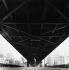 Le métro aérien. Paris, 1980. © Jean-Pierre Couderc/Roger-Viollet