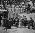 Children skipping rope in the Tuileries Gardens. Paris, circa 1895.$$$ © Léon et Lévy/Roger-Viollet