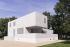 Maison des maîtres de la Bauhaus (architecte : Walter Gropius, 1883-1969), construite en 1925-1926. Dessau-Rosslau (Allemagne), 20 juillet 2014.  © Fishman / Ullstein Bild / Roger-Viollet