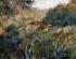 """Pierre Auguste Renoir (1841-1919). """"Paysage algérien. Le ravin de la Femme sauvage"""". Huile sur toile, 1881. Paris, musée d'Orsay.  © Iberfoto / Roger-Viollet"""