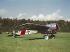 Guerre 1914-1918. Réplique d'un Fokker E.III, avion de chasse monoplan de l'armée allemande entré en service en décembre 1915. © TopFoto/Roger-Viollet