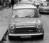 Mini Cooper Innocenti (Grande-Bretagne).    © Roger-Viollet