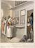Georg Emmanuel Opiz (or Opitz, 1775-1841). Painting of Paris - the public letter-writer at the Palais-Royal. Watercolour. Paris, musée Carnavalet. © Musée Carnavalet/Roger-Viollet