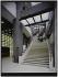 Opéra Bastille, grand escalier d'honneur, architecte Carlos Ott, Paris (XIIème arr.). 1989. Photographie de Felipe Ferré. Paris, musée Carnavalet.  © Felipe Ferré / Musée Carnavalet / Roger-Viollet