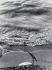 """""""Retour de la nymphe"""", jeune femme sortant de la mer, vers 1950. © Alinari/Roger-Viollet"""