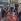Enzo Ferrari (1898-1988), pilote automobile et industriel italien, et Phil Hill (1927-2008), pilote automobile américain, lors des essais de qualification du championnat de Formule 1 de Monza de 1960. © Gianfranco Moroldo / Alinari / Roger-Viollet