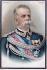 Le roi Humbert Ier d'Italie (1844-1900). Italie, 1899. Carte postale coloriée. © Bilderwelt / Roger-Viollet