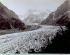 Panorama de la mer de glace aux environs de Chamonix (Haute-Savoie), 1880-1890.  © Giorgio Sommer/Alinari/Roger-Viollet