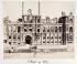 "Album ""Remains of the Paris Commune"" (1871). Paris City Hall after the fire (plate 3). Anonymous photograph. Paris, musée Carnavalet. © Musée Carnavalet/Roger-Viollet"
