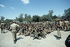 War Iran-Iraq. Ahvaz front. Iraqi prisoners. Iran, April 1982. $$$ © Françoise Demulder / Roger-Viollet