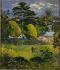 Paul Gauguin (1848-1903). Landscape, 1901. Paris, musée de l'Orangerie.  © Roger-Viollet