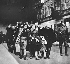 World War II.  Warsaw Ghetto Uprising (Poland), April-May 1943. © Collection Roger-Viollet/Roger-Viollet