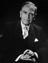 "Otto Hahn (1879-1968), physicien et chimiste allemand, inventeur de la ""chimie nucléaire"", 1959. Photographie de Tita Binz (1903-1970). © Tita Binz/Ullstein Bild/Roger-Viollet"