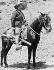 Pancho Villa (1878-1923), Mexican revolutionary. © Roger-Viollet