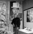 Henri Salvador (1917-2008), French singer, about 1950. © Claude Poirier/Roger-Viollet