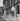 World War II. Liberation of Paris. Shelters made of concrete, place de la Concorde. Paris (VIIIth arrondissement), on August 25, 1944. © Pierre Jahan/Roger-Viollet