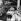 Alex Issigonis (1906-1968), ingénieur anglais et fondateur de la British Motor Corporation, au volant de la nouvelle Mini. Birmingham (Angleterre), 2 février 1965. © PA Archive/Roger-Viollet