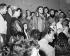 """Cuba. Ernesto Guevara (1928-1967), révolutionnaire cubain d'origine argentine, en discours devant une assemblée de la """"Jeunesse Rebelle"""". 1959.     GLA-BFC-PRINT03  © Gilberto Ante/BFC/Gilberto Ante/Roger-Viollet"""
