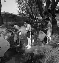 Camping and Culture association. Washing in the river, 1936-1938. Photograph by Marcel Cerf (1911-2010). Bibliothèque historique de la Ville de Paris. © Marcel Cerf/BHVP/Roger-Viollet