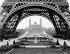 Le Trocadéro vu de la Tour Eiffel à l'Exposition Universelle de Paris, en 1889. © Neurdein / Roger-Viollet