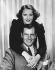 Barbara Stanwyck (1907-1990) et Joel McCrea (1905-1990), acteurs américains.  © Roger-Viollet