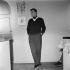 """L'Aventurière des Champs-Elysées"", film de Roger Blanc. Gamil Ratib. France, 20 janvier 1963.  © Alain Adler / Roger-Viollet"