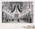 """Jules Arnout (Louis-Jules, 1814-1868). """"Intérieur de Notre-Dame - exposition du corps du duc d'Orléans, du 30 juillet au 3 août 1842"""". Lithographie. Paris, musée Carnavalet. © Musée Carnavalet / Roger-Viollet"""