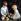 Le prince Charles et la princesse Anne. 1954. © TopFoto/Roger-Viollet