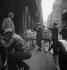 Men delivering newspapers. Paris, circa 1940. © Gaston Paris / Roger-Viollet