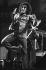 Concert de Bob Marley and The Wailers. Birmingham (Angleterre), 19 juillet 1975.  © Ian Dickson / TopFoto / Roger-Viollet