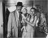 Famille de gitans. Montreuil (Seine-saint-Denis), 1975. Photographie de Léon Claude Vénézia (1941-2013). © Léon Claude Vénézia/Roger-Viollet