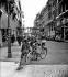 Glaziers, Paris, September, 1946.  © Roger-Viollet