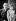 Paul Claudel (1868-1955), écrivain français, avec l'une de ses filles. France, vers 1930. © Henri Martinie / Roger-Viollet