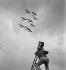 Avions. France, vers 1935. © Gaston Paris / Roger-Viollet
