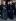 La reine Elisabeth II d'Angleterre et Margaret Thatcher se rendant au dîner d'anniversaire des 70 ans de l'ancien Premier ministre britannique. Londres (Angleterre), Hotel Claridge, 16 octobre 1995. © TopFoto / Roger-Viollet