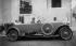 Paul Poiret (1879-1944), couturier et décorateur français, en Hispano-Suiza. Biarritz (Pyrénées Atlantiques), 1926. © Boris Lipnitzki/Roger-Viollet