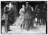 Theodore Roosevelt (1858-1919), homme d'Etat américain, dans sa maison de campagne de Sagamore Hill. Oyster Bay (Etat de New York, Etats-Unis), 1912. © The Image Works / Roger-Viollet