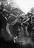 Lucien Petit-Breton (1882-1917), coureur cycliste français. Course Paris-Roubaix, 1912. © Maurice-Louis Branger/Roger-Viollet