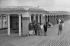 Les Planches. Deauville (Calvados), vers 1925. © CAP / Roger-Viollet