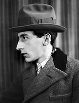 Jean Cocteau (1889-1953), French writer, in 1926.  © Henri Martinie / Roger-Viollet