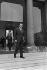 Albin Chalandon (1920-2020), French senior official, banker and politician. © Jacques Cuinières / Roger-Viollet