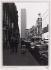 La tour Montparnasse vue depuis la rue de Rennes. Paris (VIème arr.). Photographie anonyme. Paris, musée Carnavalet. © Musée Carnavalet/Roger-Viollet
